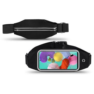 Handy Hülle Samsung Galaxy A51 Tasche Schutzhülle Bauchtasche Sport Fitness Case – Bild 1