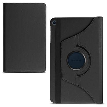 Tablet Tasche Samsung Galaxy Tab S5e 10.5 T720 Schwarz Hülle Schutzhülle Drehbar – Bild 10