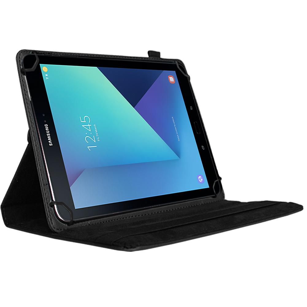tablet tasche f r samsung galaxy tab s3 9 7 schwarz h lle cover case schutzh lle tablet pc. Black Bedroom Furniture Sets. Home Design Ideas