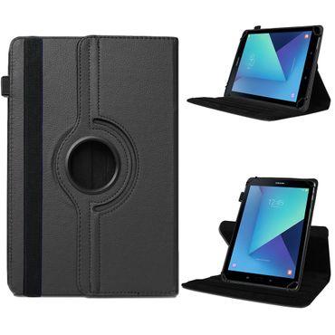 Tablet Tasche für Samsung Galaxy Tab S3 9.7 Schwarz Hülle Cover Case Schutzhülle