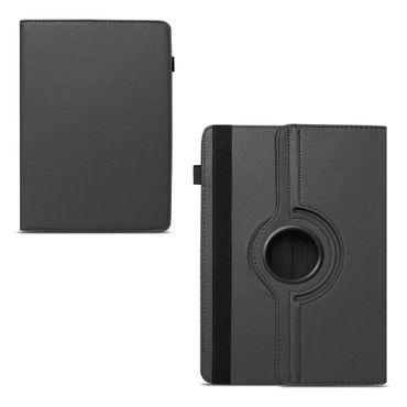 Hülle Samsung Galaxy Tab S6 Lite Tasche Tablet Schutzhülle 360° Drehbar Schwarz – Bild 11