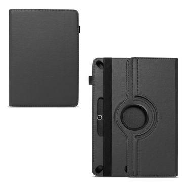 Schutzhülle Samsung Galaxy Tab S6 Lite Tablet Hülle Tasche Cover Drehbar Schwarz – Bild 9