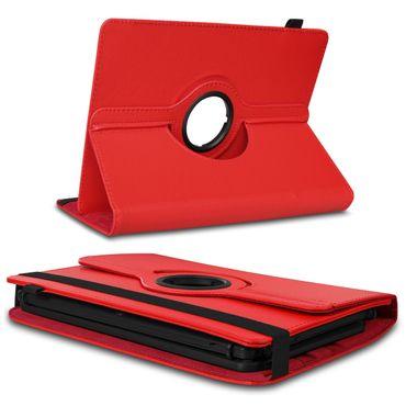 Tablet Hülle Huawei MatePad 10.4 Tastatur Tasche Schutzhülle Bluetooth QWERTZ – Bild 11