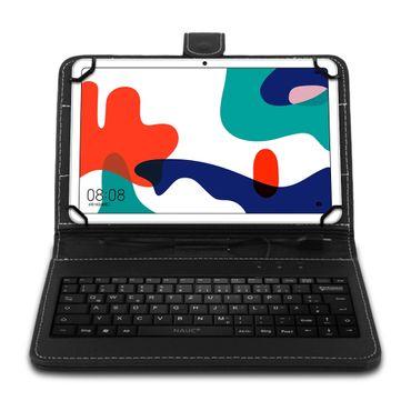 Tablet Tasche Huawei MatePad 10.4 Keyboard Hülle USB Tastatur Schutzhülle QWERTZ – Bild 2
