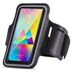 Schutzhülle Samsung Galaxy M21 / M30s Jogging Tasche Hülle Sportarmband Fitness 001