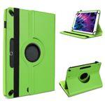 Medion Lifetab P9702 X10302 P10400 Tablet Tasche Hülle Grün Cover Schutzhülle 001
