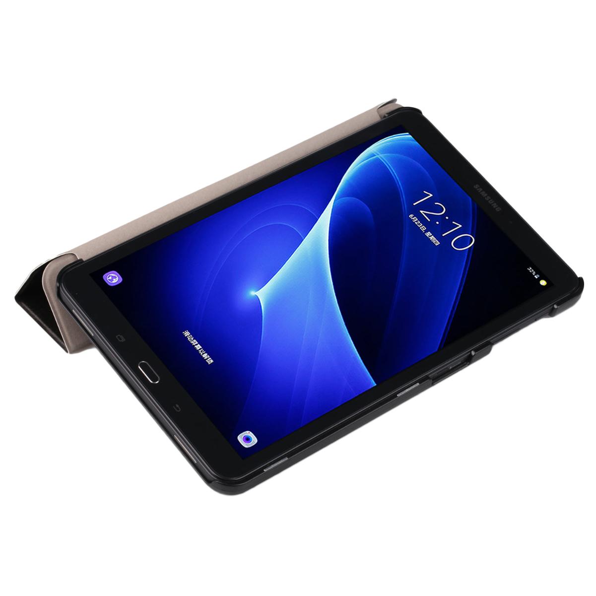 tablet tasche samsung galaxy tab a6 10 1 2016 h lle slim. Black Bedroom Furniture Sets. Home Design Ideas