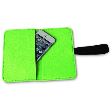 Filz Hülle Apple iPhone SE 5 5S 5C Tasche Cover Case Handy Flip Filztasche  – Bild 25