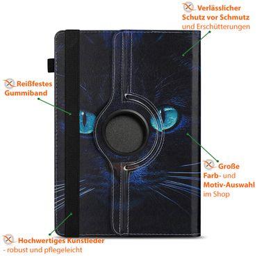 Tablet Hülle Medion Lifetab P10602 X10605 X10607 P9702 Tasche Schutzhülle Cover – Bild 4