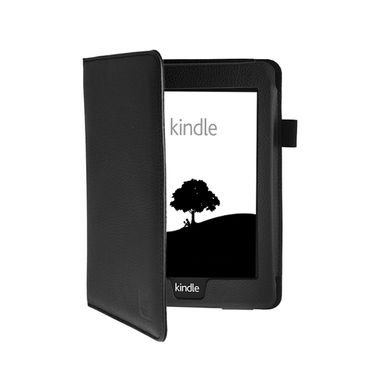 Tasche für Amazon Kindle Paperwhite Hülle Wake/Sleep Cover Ebook Case Schwarz – Bild 3