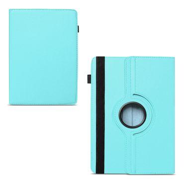 Medion Lifetab P9702 Hülle Tasche Tablet Türkis Cover Case Schutzhülle Drehbar – Bild 7
