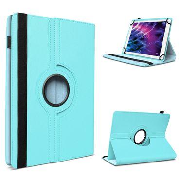 Medion Lifetab P9702 Hülle Tasche Tablet Türkis Cover Case Schutzhülle Drehbar – Bild 1