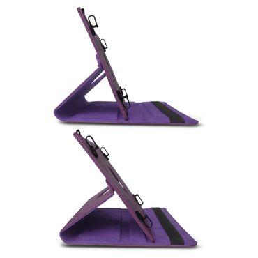 Medion Lifetab P10612 P10610 P10603 P10606 P9702 Tasche Tablet Schutzhülle Lila – Bild 5