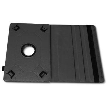 Archos 101b Oxygen Tablet Hülle Tasche Schwarz Schutzhülle Case Schutz Cover 360° Drehbar – Bild 7