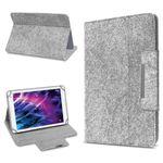 Tablet Tasche Medion Lifetab P9702 X10302 P10400 P10506 Hülle Filz Case Cover 001