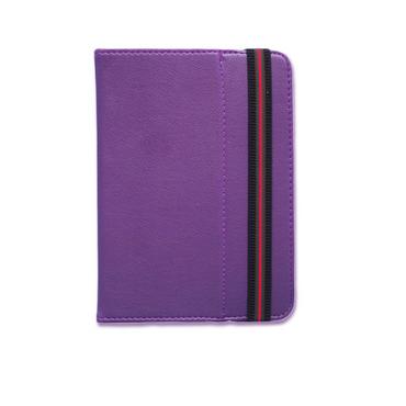 Hülle Tasche für Vodafone Smart Tab 4G Schutzhülle Cover Tablet Kunstleder Lila – Bild 2