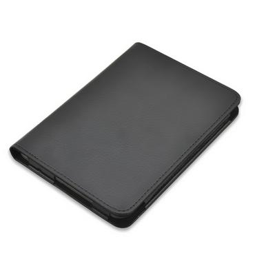 Schutz-Hülle-Tasche-Cover-Tolino-Vision- 4 HD 3-HD-Ebook-Case in Schwarz mit Ruhemodus und praktischem Magnetverschluss Markenqualität von UC-Express® – Bild 4