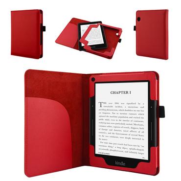 Hülle Tasche für Amazon Kindle Voyage Schutzhülle Cover Case Schutzcover Rot – Bild 1
