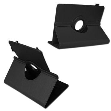 Medion Lifetab P9702 X10302 P10400 Tablet Hülle Tasche Schwarz Case Cover 360°  – Bild 4