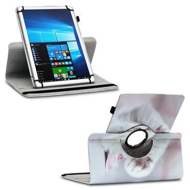 Tasche für Vodafone Smart Tab 4 / 4G Hülle Tablet Schutzhülle Cover Case 360° – Bild 4