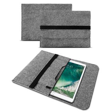 Sleeve Hülle für Apple iPad 2017 2018 Tasche Filz Schutzhülle Cover Tablet Case  – Bild 2