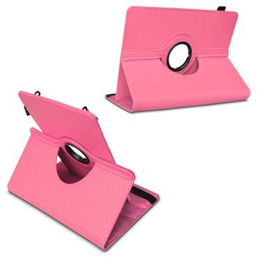 Tablet Tasche TrekStor SurfTab Breeze 10.1 Quad Hülle Cover Case 360° Drehbar – Bild 22