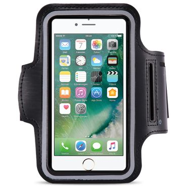 Fitnesstasche Sportarmband Armtasche Jogging Tasche für Smartphone Handy Hülle – Bild 16