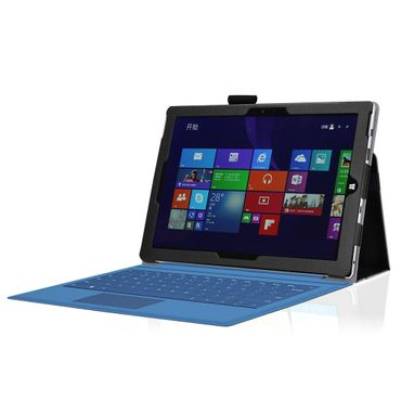 Microsoft Surface 3 Tablet Hülle Case Schutzhülle Cover Tasche Standfunktion  – Bild 3