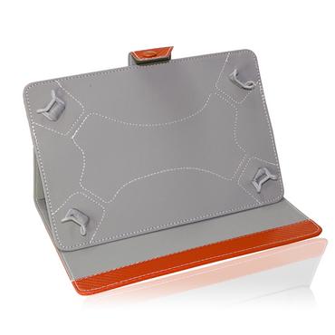 UC-Express® Robuste Tablet Schutzhülle für Ihr Medion Lifetab S10345 S10346 S10334 S10333 Tablet aus hochwertigem Kunstleder in edler Carbon Optik mit praktischer Standfunktion Schutztasche Stand Tasche Cover Case Etui – Bild 19