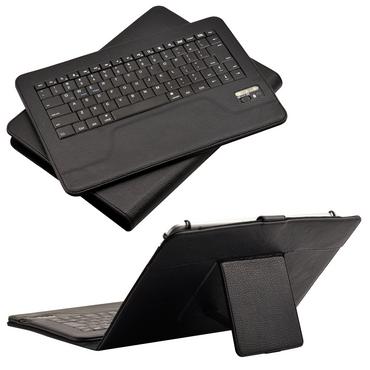 Tasche Tastatur f TrekStor SurfTab Twin 10.1 Hülle Schutzhülle Bluetooth NAUC® – Bild 7