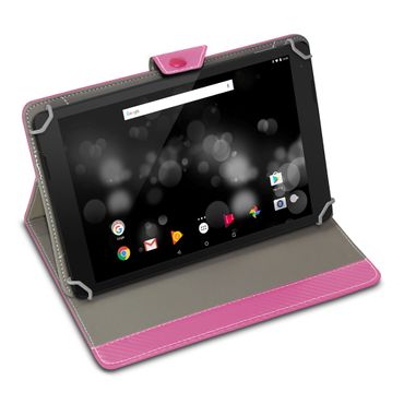 Amazon Fire HD 10 Tablet Tasche Hülle Schutzhülle Case Cover Carbon-Optik Etui – Bild 18