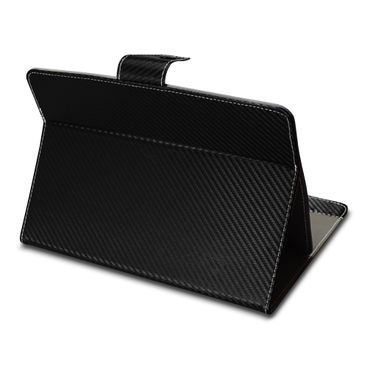 Amazon Fire HD 10 Tablet Tasche Hülle Schutzhülle Case Cover Carbon-Optik Etui – Bild 5