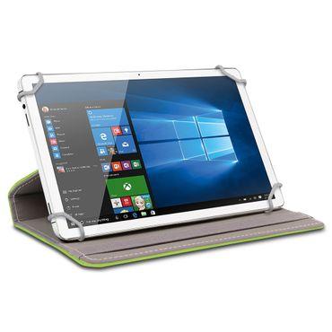 Schutzhülle TrekStor SurfTab Twin 10.1 Tablet Hülle Tasche Cover Drehbar Case – Bild 17