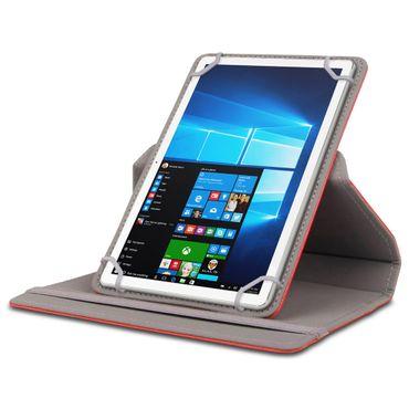 Schutzhülle TrekStor SurfTab Twin 10.1 Tablet Hülle Tasche Cover Drehbar Case – Bild 11