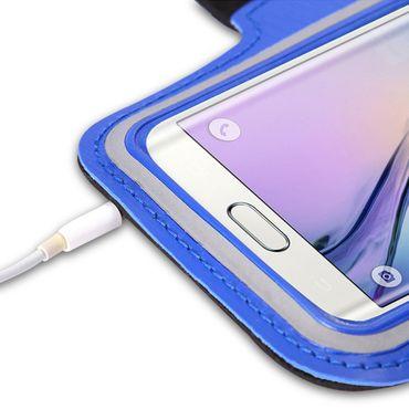Smartphone Handy Tasche Hülle Fitnesstasche Sportarmband Armtasche Lauf Jogging  – Bild 24