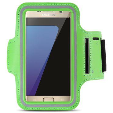 Smartphone Handy Tasche Hülle Fitnesstasche Sportarmband Armtasche Lauf Jogging  – Bild 4
