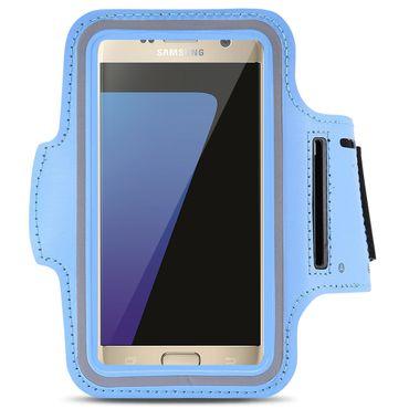 Smartphone Handy Tasche Hülle Fitnesstasche Sportarmband Armtasche Lauf Jogging  – Bild 6