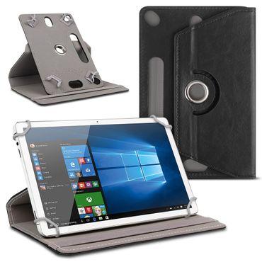 Schutz Tasche für Yuntab Tablet PC 10.1 Hülle Schutzhülle Cover Case 360 Drehbar – Bild 2