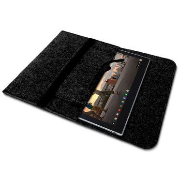 UC-Express Tasche Hülle für Google Pixel C Filz Case Sleeve Cover Tablet Bag Schutzhülle – Bild 9