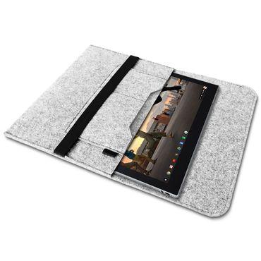 UC-Express Tasche Hülle für Google Pixel C Filz Case Sleeve Cover Tablet Bag Schutzhülle – Bild 15