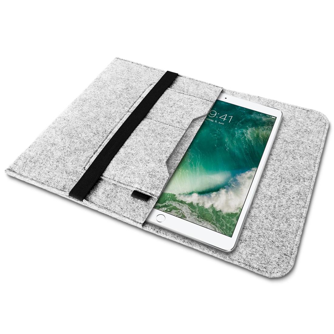 Tablet Tasche Apple iPad Air 20 20 20.20 Zoll Filz Hülle Sleeve Case  Schutzhülle