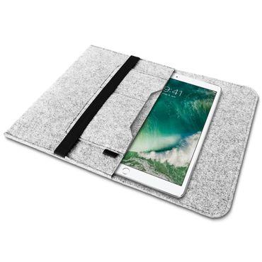 "Tablet Tasche für Apple iPad Pro 2017 Filz Hülle Sleeve Case 9,7"" Schutzhülle – Bild 15"