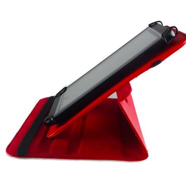 UC Express® Robuste Tablet Schutzhülle für Odys Rapid 10 LTE aus hochwertigem Kunstleder Hülle Tasche Standfunktion 360° Drehbar kombiniert Schutz und Design in 8 verschiedenen Farben Cover Case Schutzhülle Modellau – Bild 12