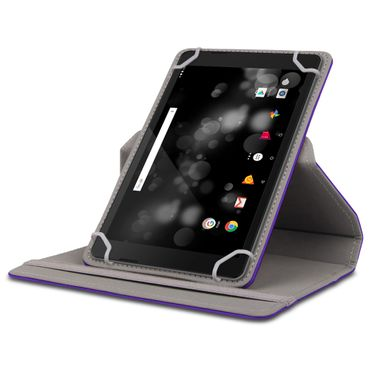 Tablet Hülle für Amazon Fire HD 10 Tasche Schutzhülle Cover 360° Drehbar Case – Bild 25