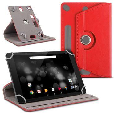 Tablet Hülle für Amazon Fire HD 10 Tasche Schutzhülle Cover 360° Drehbar Case – Bild 9