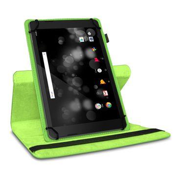 Tablet Tasche für Amazon Fire HD 10 Hülle Cover Case 360 Drehbar Schutzhülle – Bild 16
