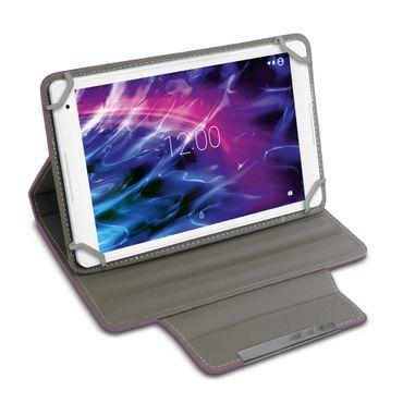 Tablet Tasche für Medion Lifetab X10605 X10607 Hülle Lila Schutzhülle Cover Case – Bild 2