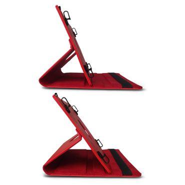Schutzhülle MatrixPad Z4 Tablet 10,1 Zoll Hülle Tasche Case Cover 360° Drehbar – Bild 12