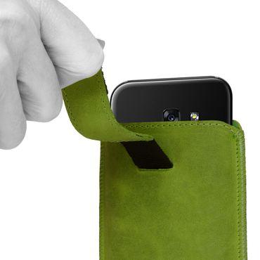 "UMI Rome 4G - X 5.5"" Universal Handy Schutzhülle Hülle Cover Leder Tasche Case – Bild 25"