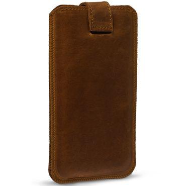 Universal Handy Hülle Schutzhülle Cover Handy Leder Tasche Case Etui UC-Express – Bild 16